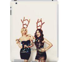 pretty little liars christmas iPad Case/Skin
