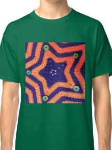 Florida Gator Crocheted Star Blanket Classic T-Shirt
