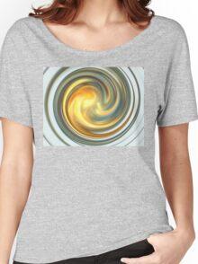 Sky Swirl Women's Relaxed Fit T-Shirt