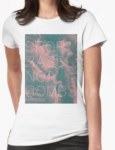 Drop Bass Not Bombs (Vintage) T-Shirt