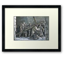 The Journey Part 1 Framed Print