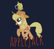 Applejack T-Shirt (My Little Pony: Friendship is Magic) by broniesunite
