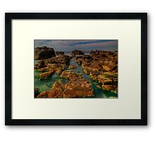 Winter Morning. Framed Print