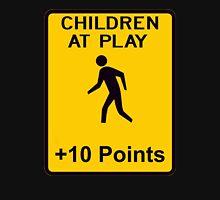 Children at play, run them down! Unisex T-Shirt