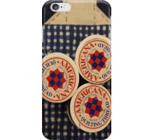 American Quilting Thread [iPhone - iPod Case/Skin] iPhone Case/Skin