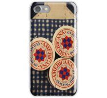 American Quilting Thread [iPhone - iPod Case/Skin] iPhone Case/Skin