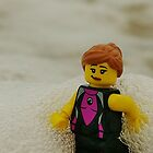 Lego Beachley by robertsscholes