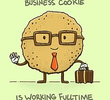 Full Time Cookie by nickv47