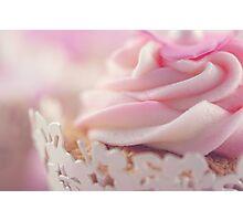 Cupcake Swirls #3 Photographic Print