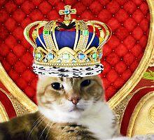 King Leo by Kristie Theobald