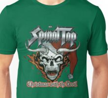 Christmas with the Devil Unisex T-Shirt
