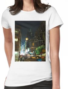 7th Avenue Womens Fitted T-Shirt