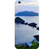 Blasket Islands iPhone Case/Skin