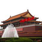 Forbidden City, Beijing by GayeL Art
