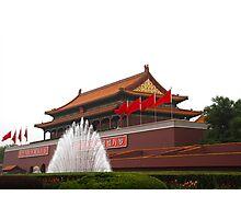 Forbidden City, Beijing Photographic Print