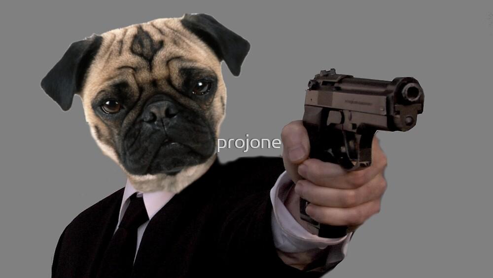 Pug Life by projone