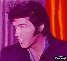 Purple Elvis by elvis2