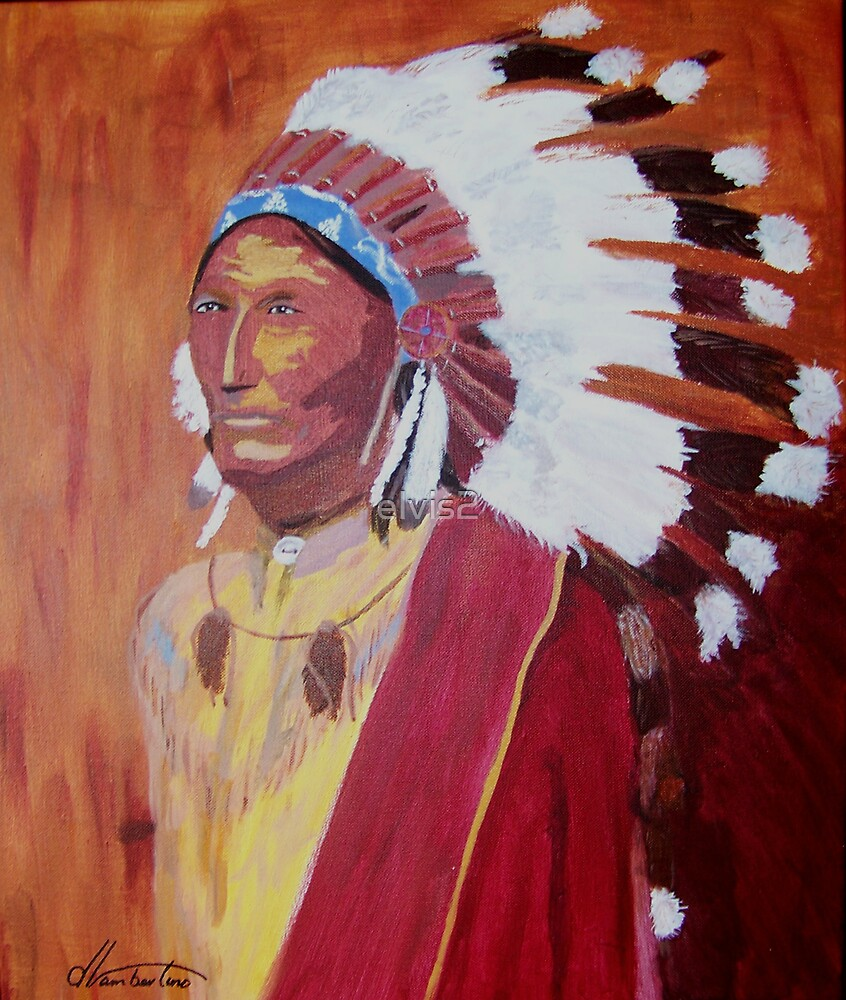 Indian Chief 1900 by elvis2