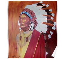Indian Chief 1900 Poster