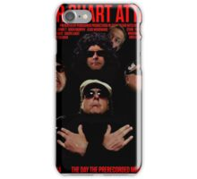 Maulers Sheer Shart Attack Tour iPhone Case/Skin