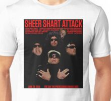 Maulers Sheer Shart Attack Tour Unisex T-Shirt