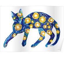 Vincent, The Cat Poster