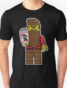 Hipster Mini Fig Unisex T-Shirt