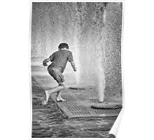 Wet Fun Poster