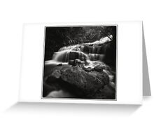 Leura Cascades III Greeting Card