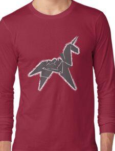 Blade Runner Unicorn Long Sleeve T-Shirt