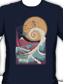 Surf Before Christmas T-Shirt