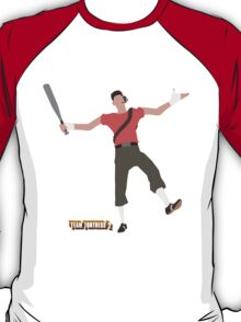 Team Fortress 2 | Minimalist Scout T-Shirt