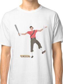 Team Fortress 2 | Minimalist Scout Classic T-Shirt