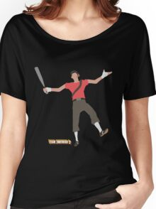 Team Fortress 2 | Minimalist Scout Women's Relaxed Fit T-Shirt