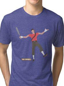 Team Fortress 2 | Minimalist Scout Tri-blend T-Shirt