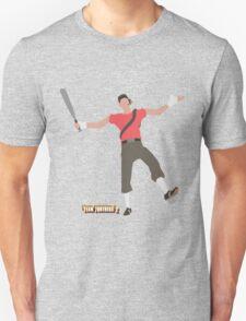 Team Fortress 2 | Minimalist Scout Unisex T-Shirt