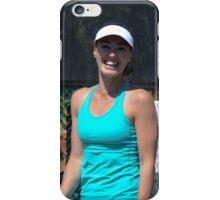Martina Hingis iPhone Case/Skin