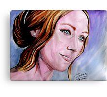 Saoirse Ronan  Canvas Print