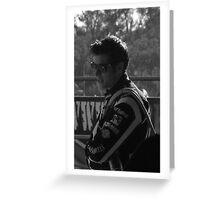 Rick kelly 2012 Greeting Card