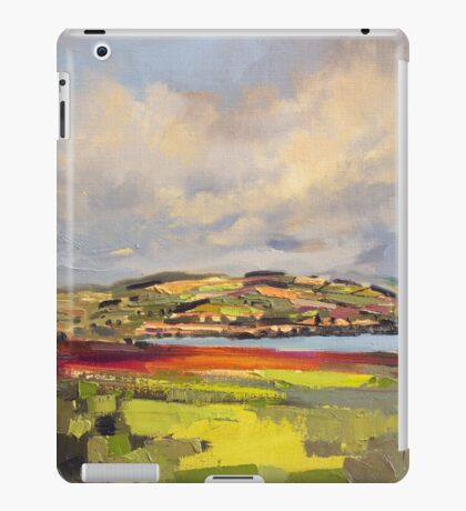 Cromarty Firth Study iPad Case/Skin