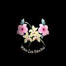 Hawaiian theme iPhone case by patjila