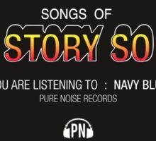 Songs of The Story So Far Logo Sticker