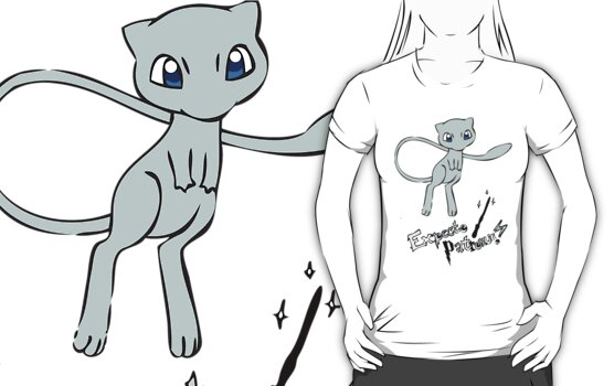 Mew Patronus ! by Fawkes