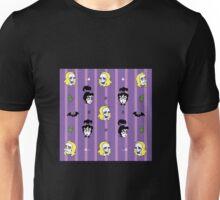 Beetlejuice Pattern - Stripes Unisex T-Shirt
