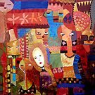 People of the Delta by Timi  Kakandar