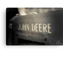 Johnny Rust Metal Print
