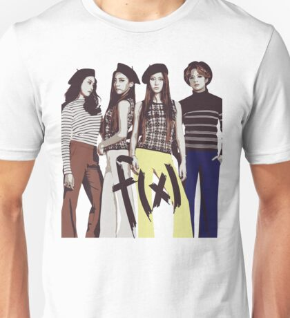 F(X) Unisex T-Shirt