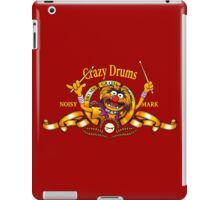 Crazy Drums iPad Case/Skin