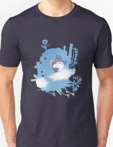 Howls Totoro 3 T-Shirt
