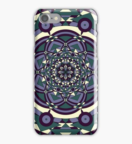 Mitosis Architect - Brock Springstead iPhone Case/Skin